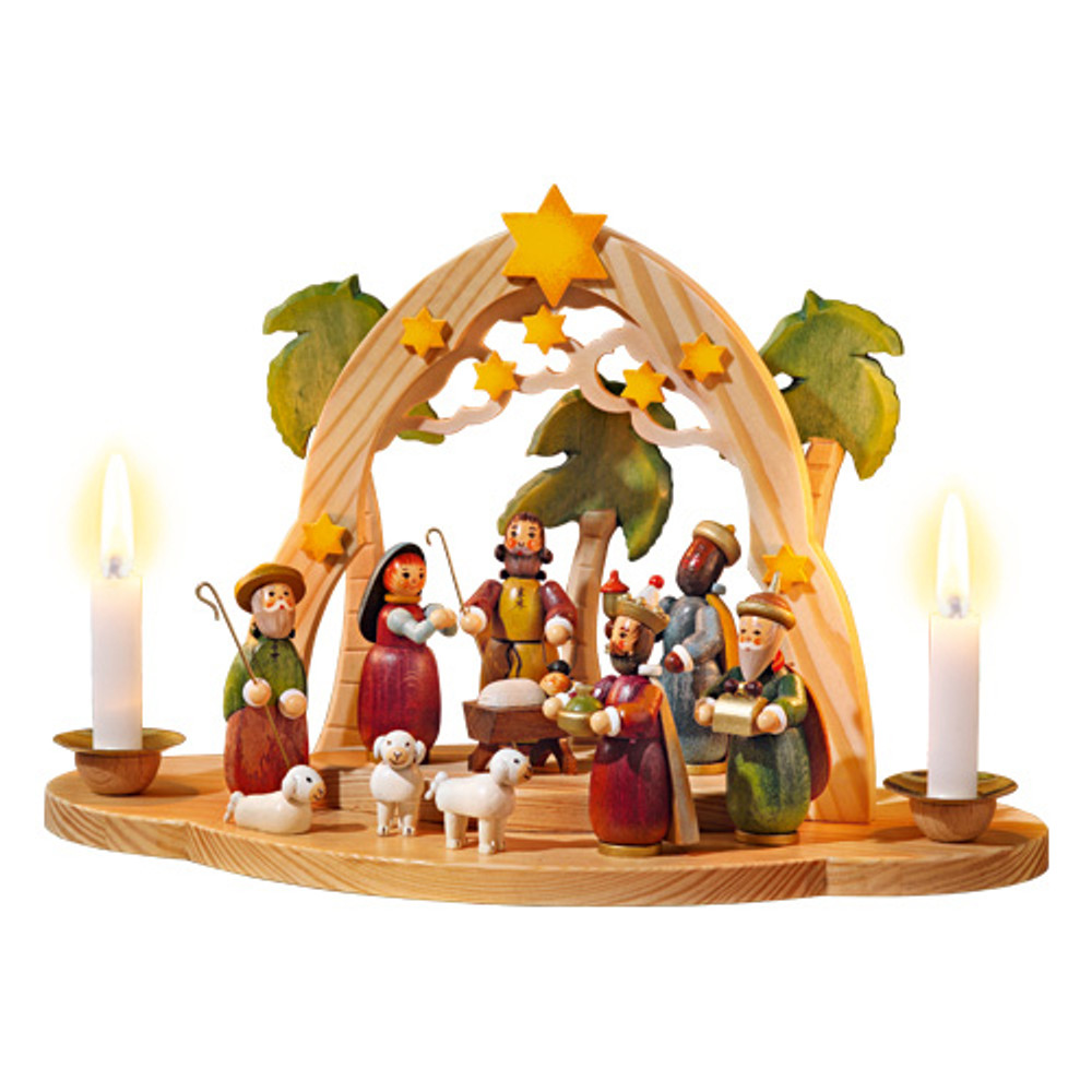 Holy Night Candleholder