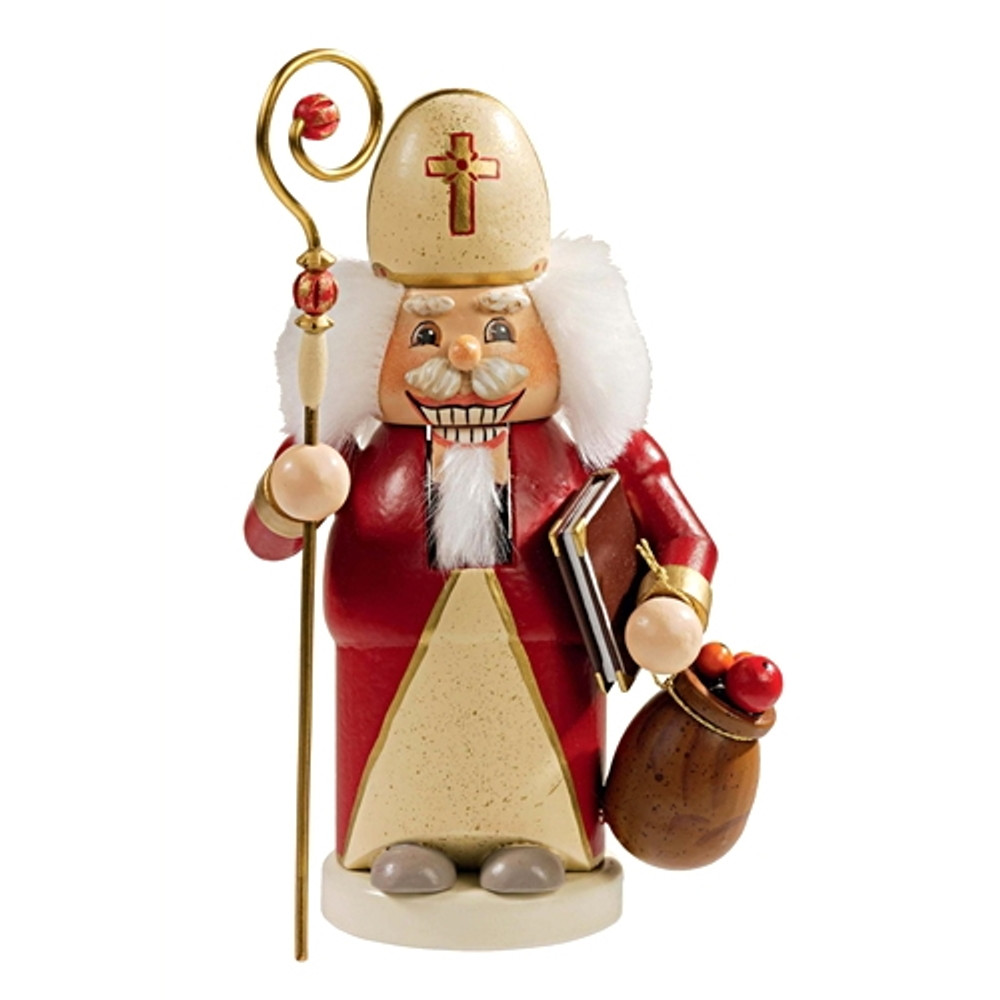 Saint Nicholas with Gifts