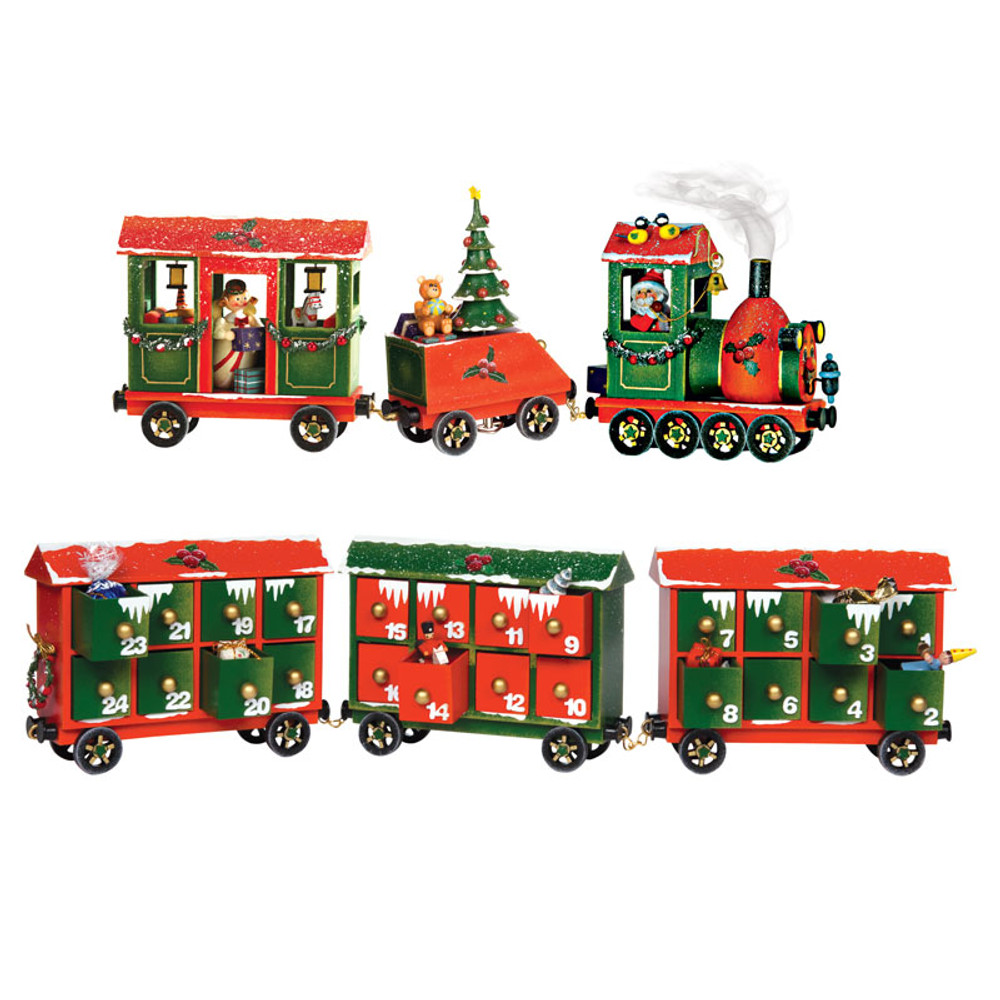 Christmas Train.Christmas Train Collection