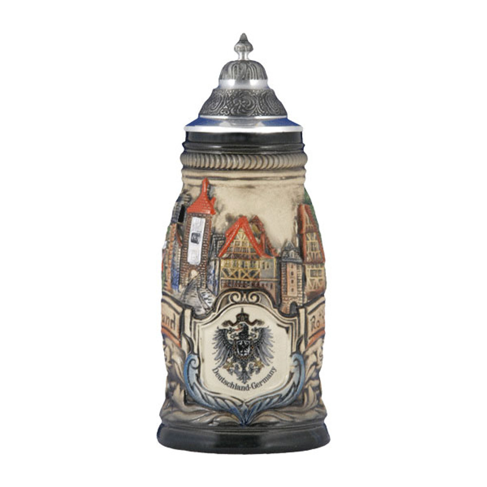 Rothenburg Deutschland Beer Stein Front