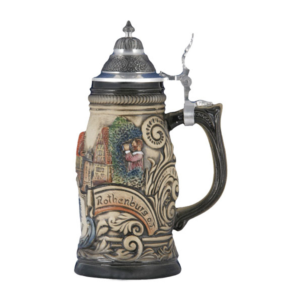 Rothenburg Deutschland Beer Stein Left