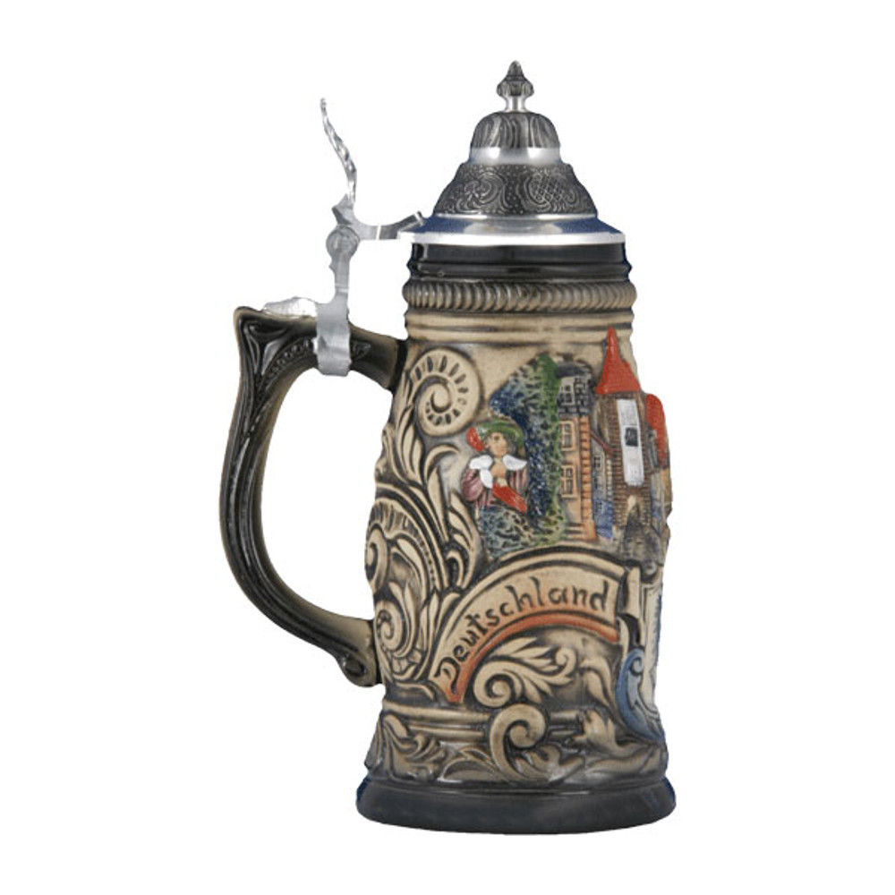Rothenburg Deutschland Beer Stein Right