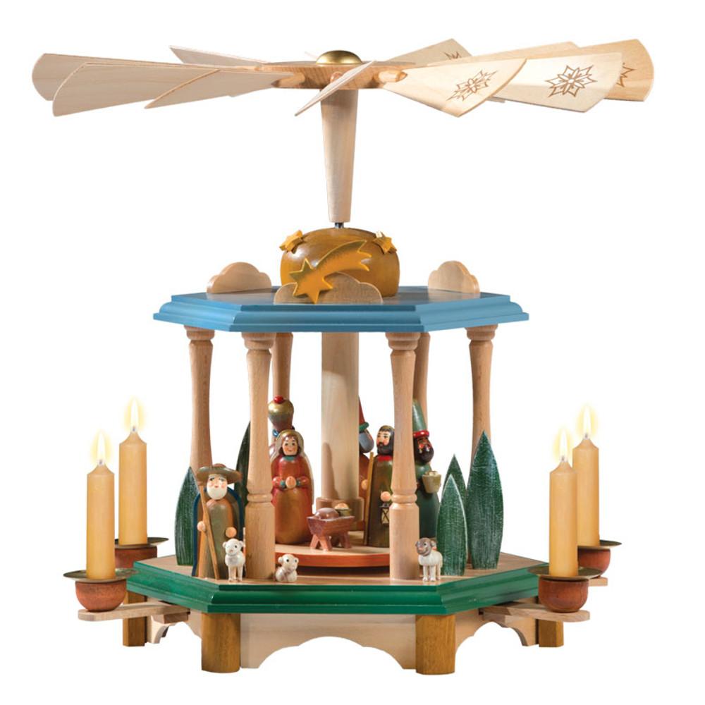 Come Ye Sheperd Star over Bethlehem Pyramid