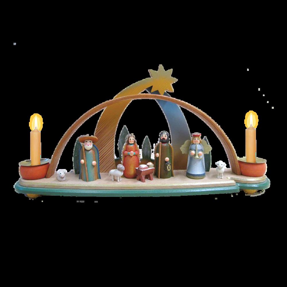 Manger Star Over Bethlehem