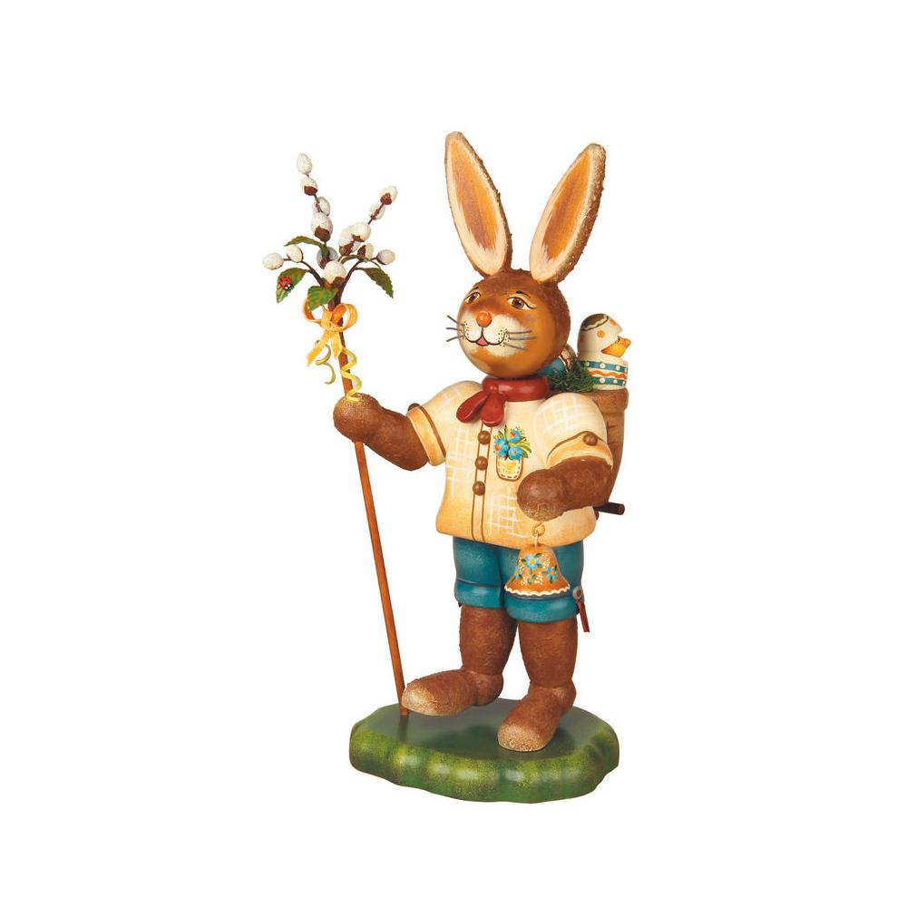 Boy Bunny Figurine