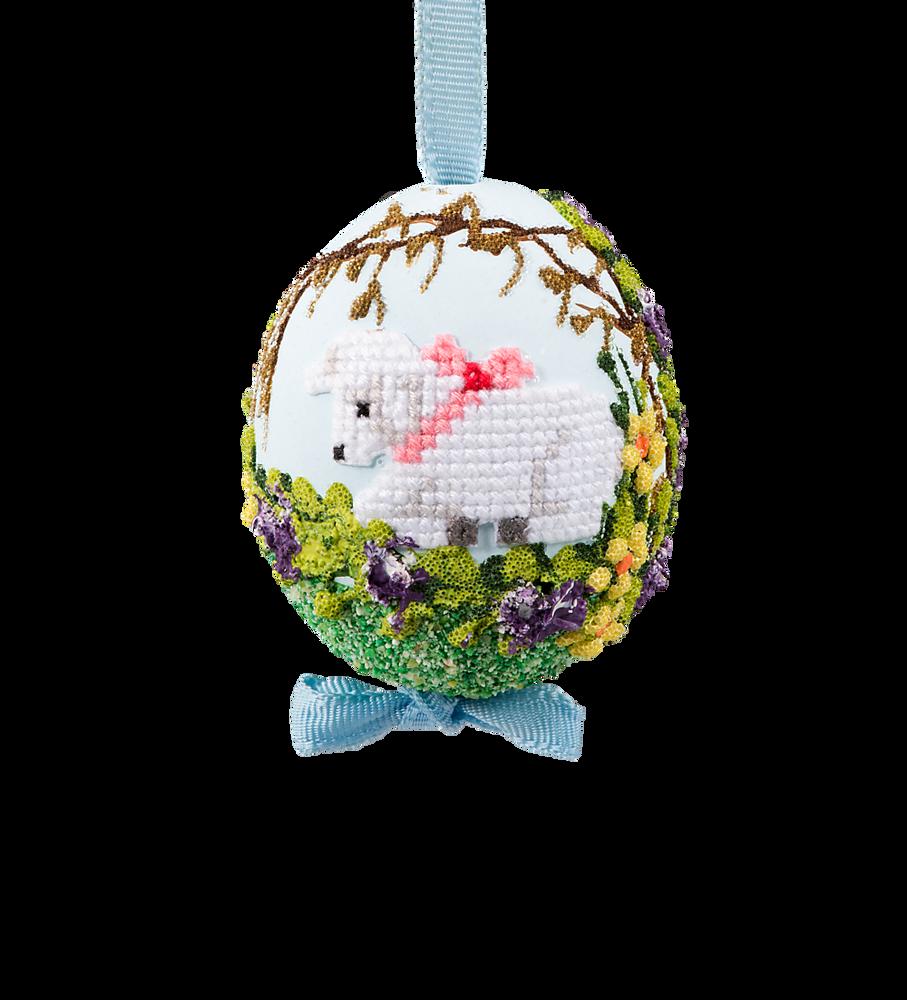 Easter Egg Lamb