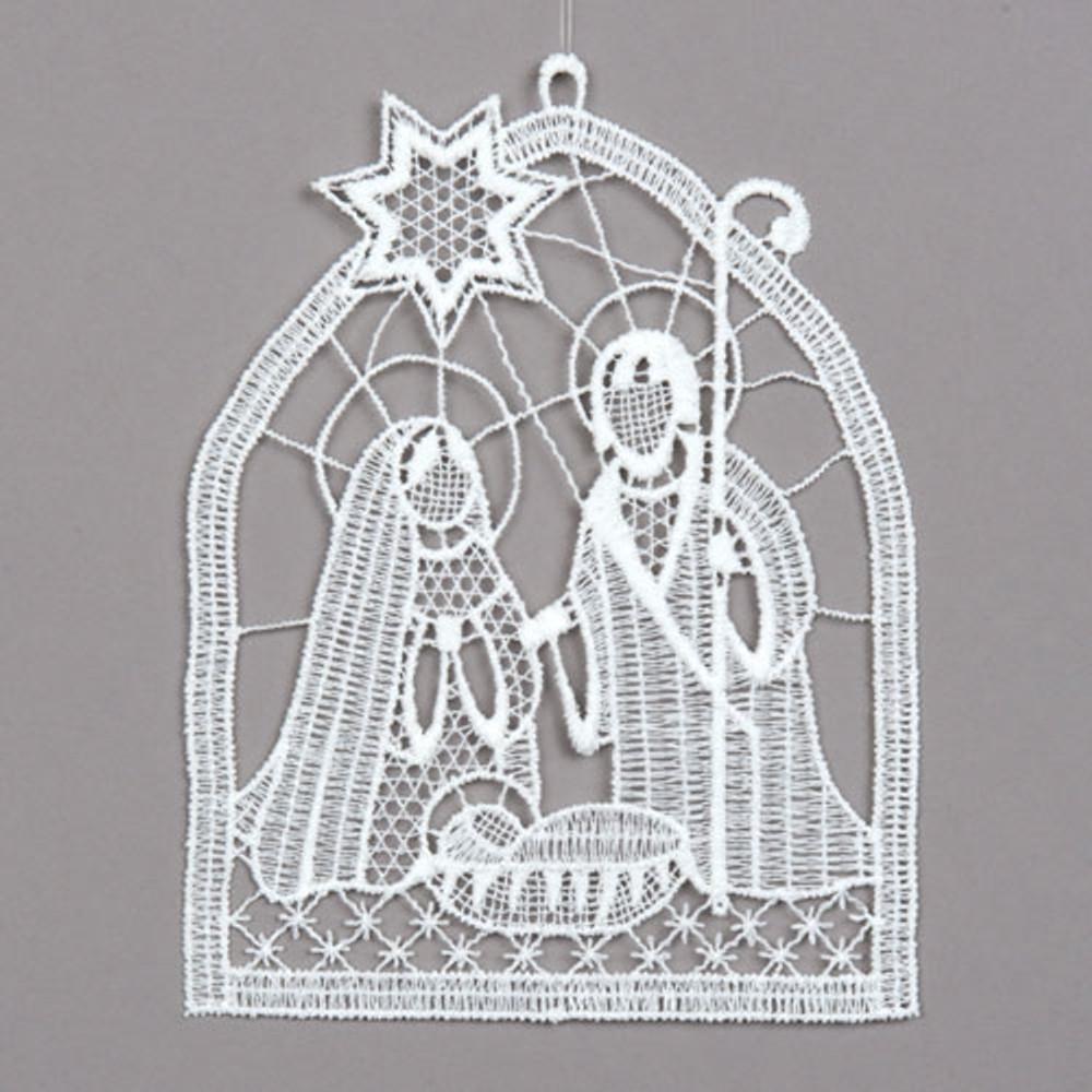 Window Picture, Nativity