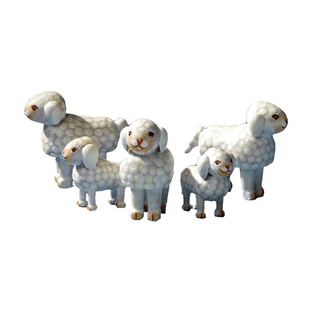 Sheep (set of 5)