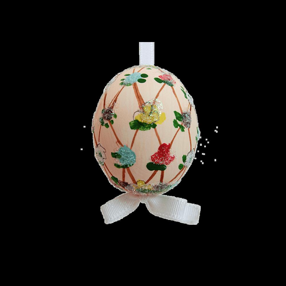 Easter Egg Flower Trellis