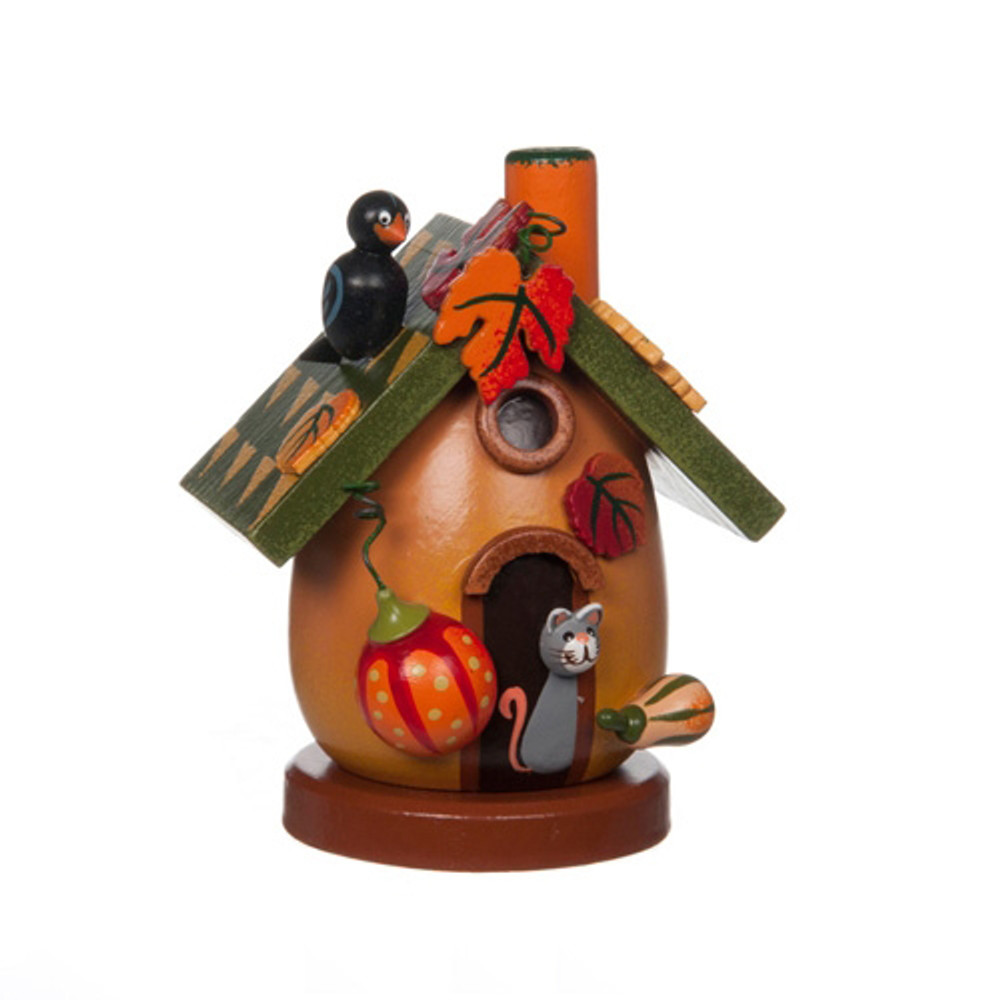 Fall Birdhouse