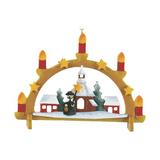 Schwibbogen Seiffen Church