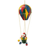 Santa's Hot Air Balloon