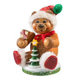 Santa Bear Incense Smoker