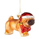 Christmas Pug