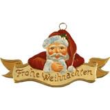 Santa Frohe Weihnachten