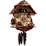 Wood Chopper Tudor House