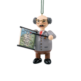 Holzbuddy Teacher Wood Ornament