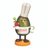 Zucchini Chef Incense Smoker