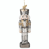 Silver and Gold Nutcracker