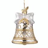 Silver and Gold Bell
