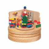 Toy Shop Trinket Wood Music Box
