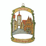 City Scape of Rothenburg