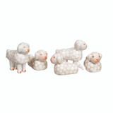 Set of 5 Sheep