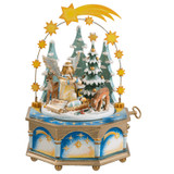 Silent Night Music Box