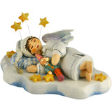 Heavenly Sleep Angel Boy