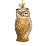 Gold and Silver Owl