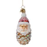 Pinecone Santa