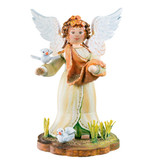 2017 Annual Angel Golden Seeds for Peace on Earth Limited Edition Figurine
