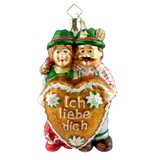 Bavarian Couple