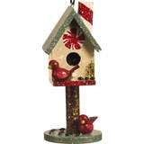 Peppermint Birdhouse
