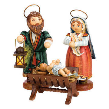 Holy Family Figures (Set of 3)