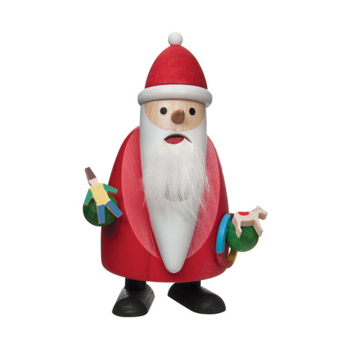 Santa with Toys Nutcracker