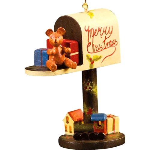 Merry Christmas Mailbox