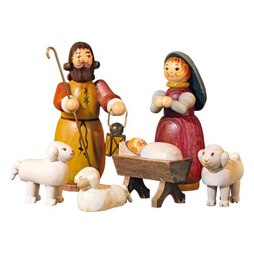 Holy Family, 6pc set