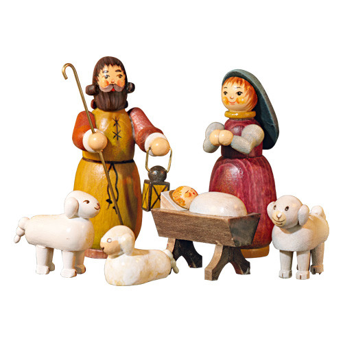 Holy Family, 6pc set