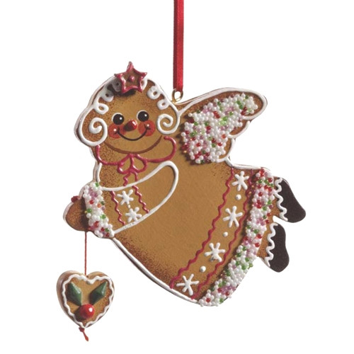 Gingerbread Angel