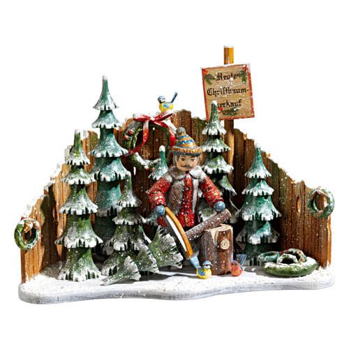 Christmas Tree Vendor