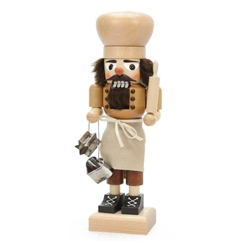 Baker with Cookie Cutters Nutcracker
