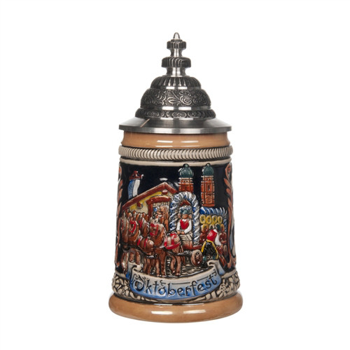 Oktoberfest Colorful Beer Stein