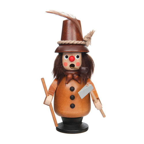 Natural Lumberjack Incense Smoker