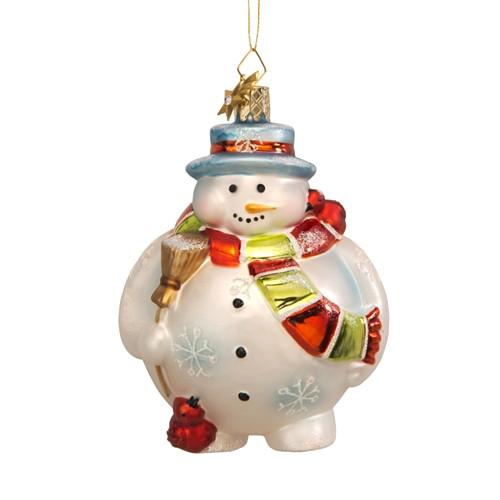 Round Snowman