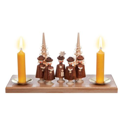 Choir Singers Candleholder
