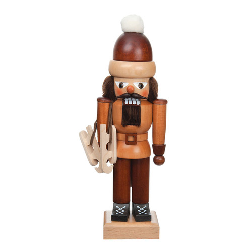 Ice Skater Nutcracker