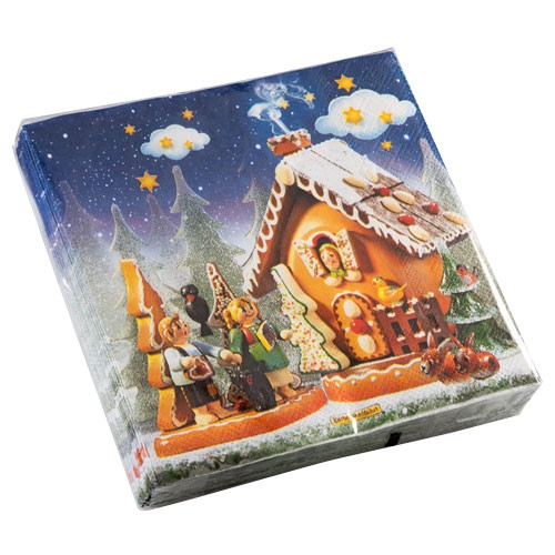 Gingerbread House Napkins
