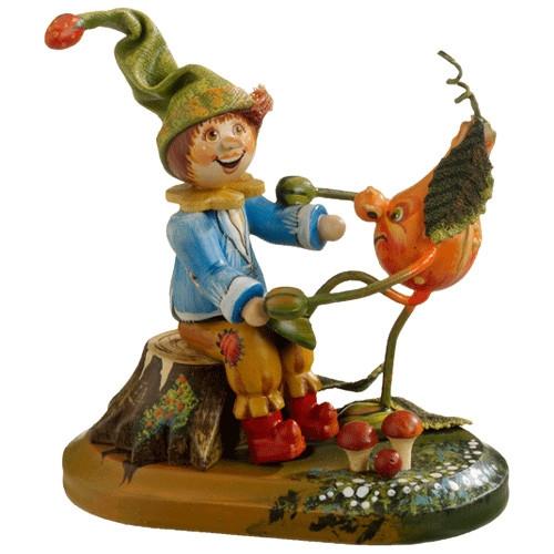 Scarecrow's Pumpkin Pal