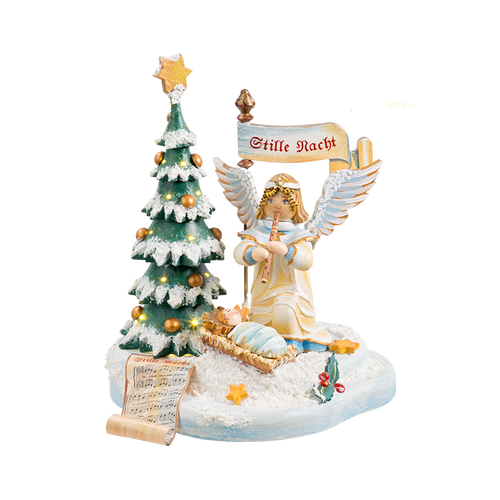 Limited Edition Annual Angel Silent Night 2018